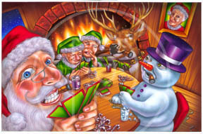 santa-playing-poker-image
