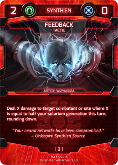 Synthien Card_Feedback_NEW_Screen Demo