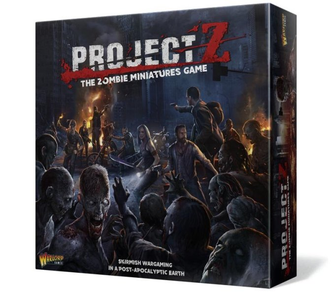 Project Z Review 3 of 3, The Game!