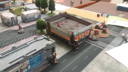 Infinity Battle Report (10)