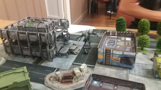 Infinity Battle Report (3)