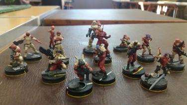 Infinity Battle Report (6)