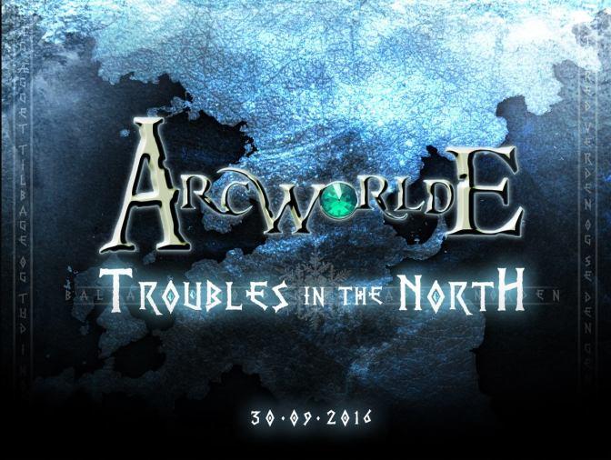 Warploque Miniatures – trouble in The North