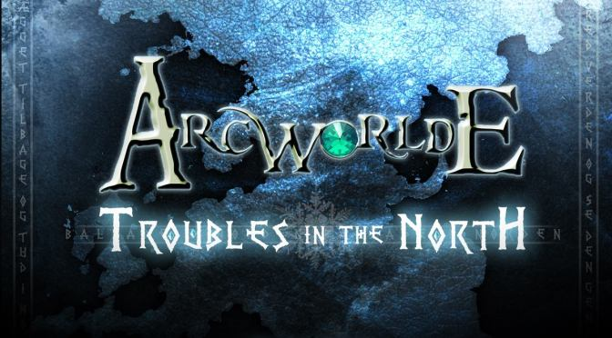 Warploque Miniatures – trouble in The North
