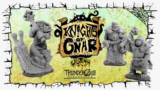 Wasteman – The Knights of Gnar!