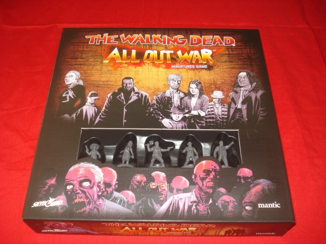 Mantic's Walking Dead – Unboxing
