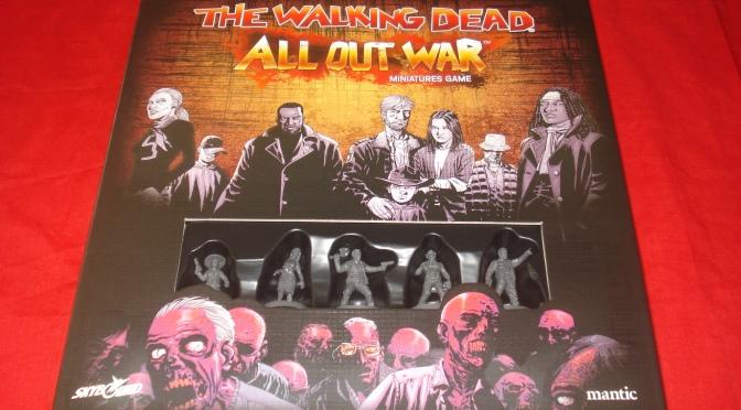 The Walking Dead Doesn't Shamble
