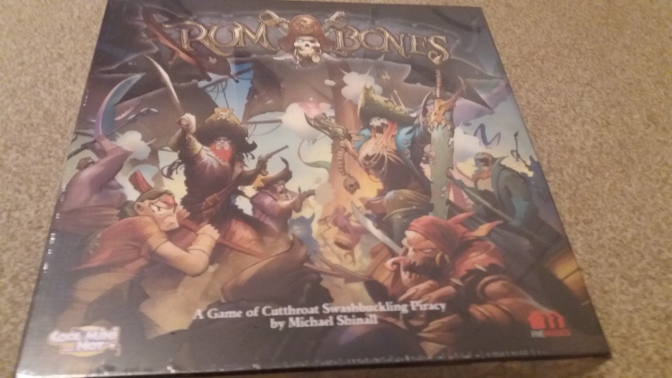 Rum & Bones Review: First Impressions
