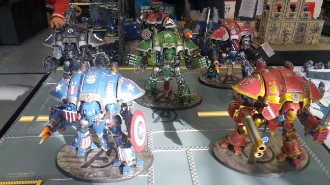 Armies on Parade: Bury St Edmunds