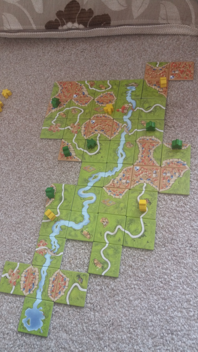 Carcassonne: The Review