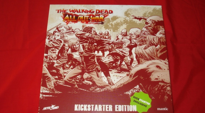 The Walking Dead are here…!