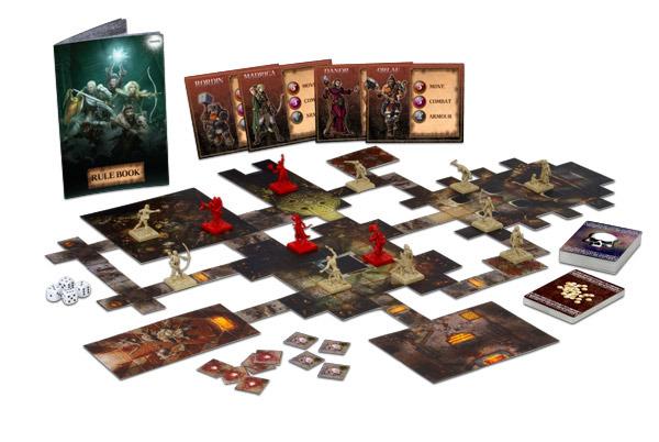 Dungeon Saga: Review