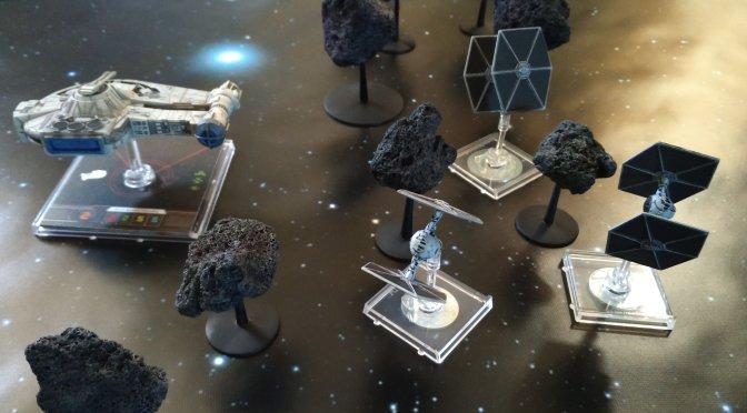 Terrain Corner – Asteroids