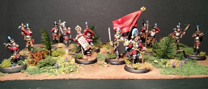 Terrain Corner – Display Board