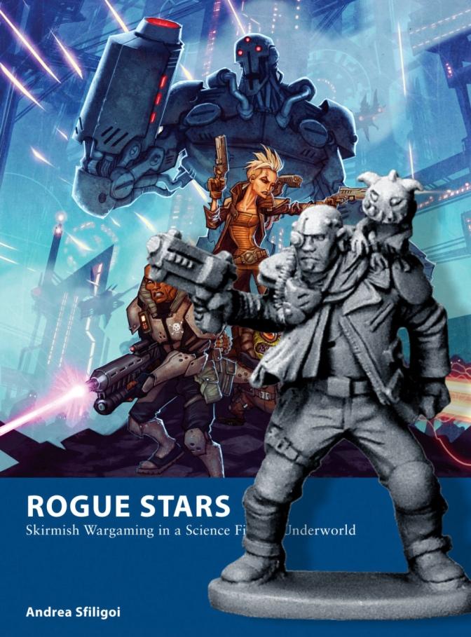Rogue Stars – Nickstarter Live