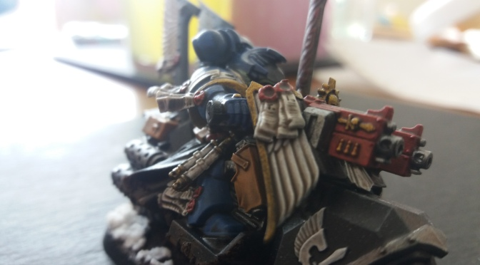 Learning Curve: 40K and why I suck