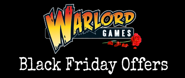 Warlord Games Black Friday Offers
