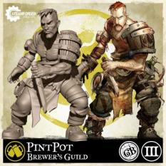 Brewer's Guild Pintpot Season 3