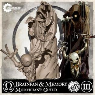 Morticians Guild Brainpan and Memory Season 3