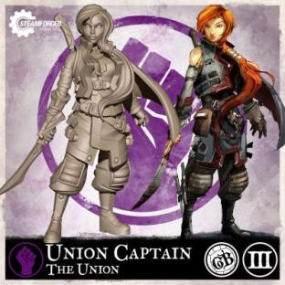 The Union Captain Season 3