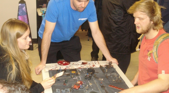 The Mantic Open Day – Winter 2016