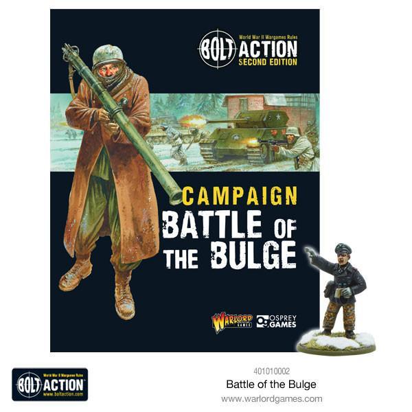 battle of the bulge Bolt Action