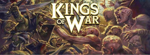 Kings of War Tournament Warm Up