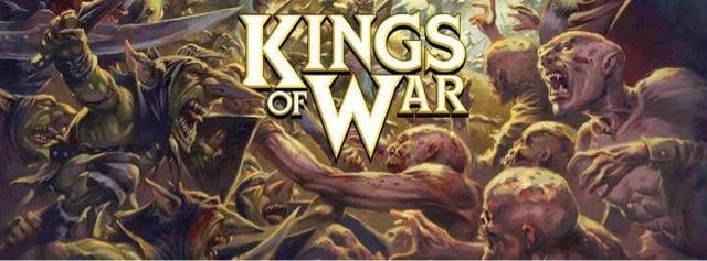 Kings of War Tournament Warm Up
