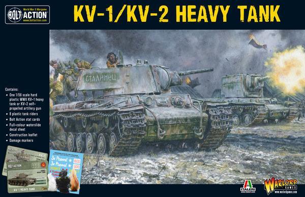 KV 1/KV 2 Boxset for Bolt action.